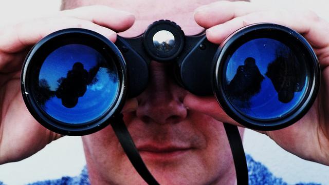 Binoculars Steve PJ2009