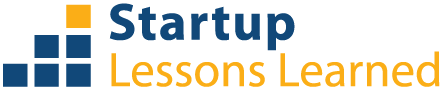 Logo For Startup Lessons Learned Conference