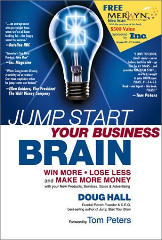 Jumpstart Your Business Brain offers a number of good quotes for entrepreneurs