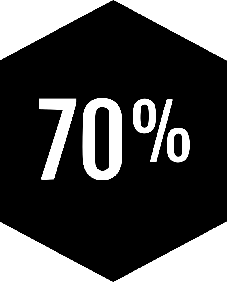 Seventy Percent Solution