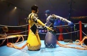 pneubotics robots