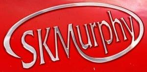 Tesla nameplate SKMurphy logo