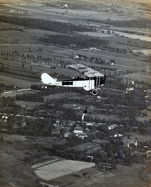 Carter Buton Barnstorming in the 1920s