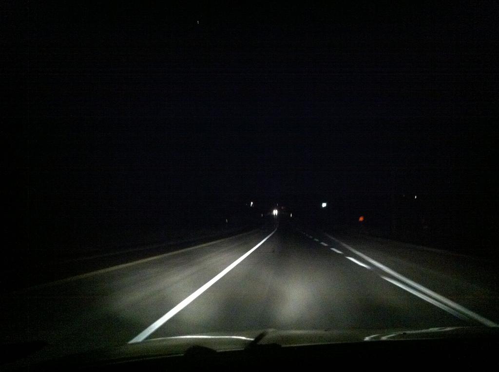 Derek Hatfield Driving Home
