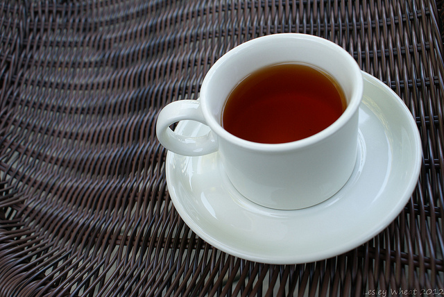 A Fresh Cup Of Tea