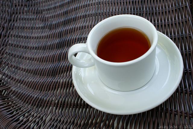 A Fresh Cup Of Tea