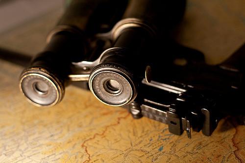 Scouting a Promising Market: Binoculars Lugar Map (56) Sergey Norin