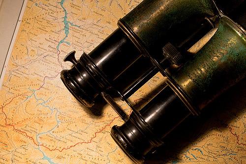 Scouting a Promising Market: Binoculars Map (57) Sergey Norin