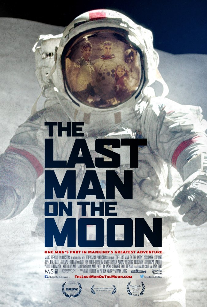 Last Man On Moon Poster