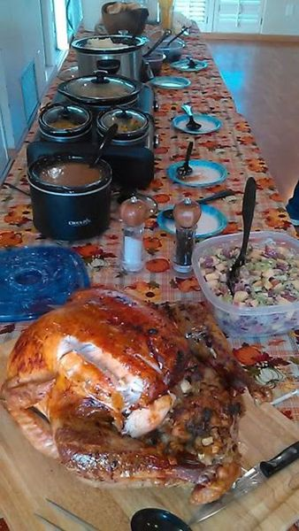 Thanksgiving 2015: Bootstrappers Potluck