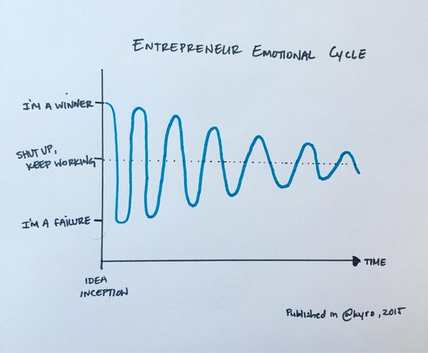 entrepreneur emotional cycle