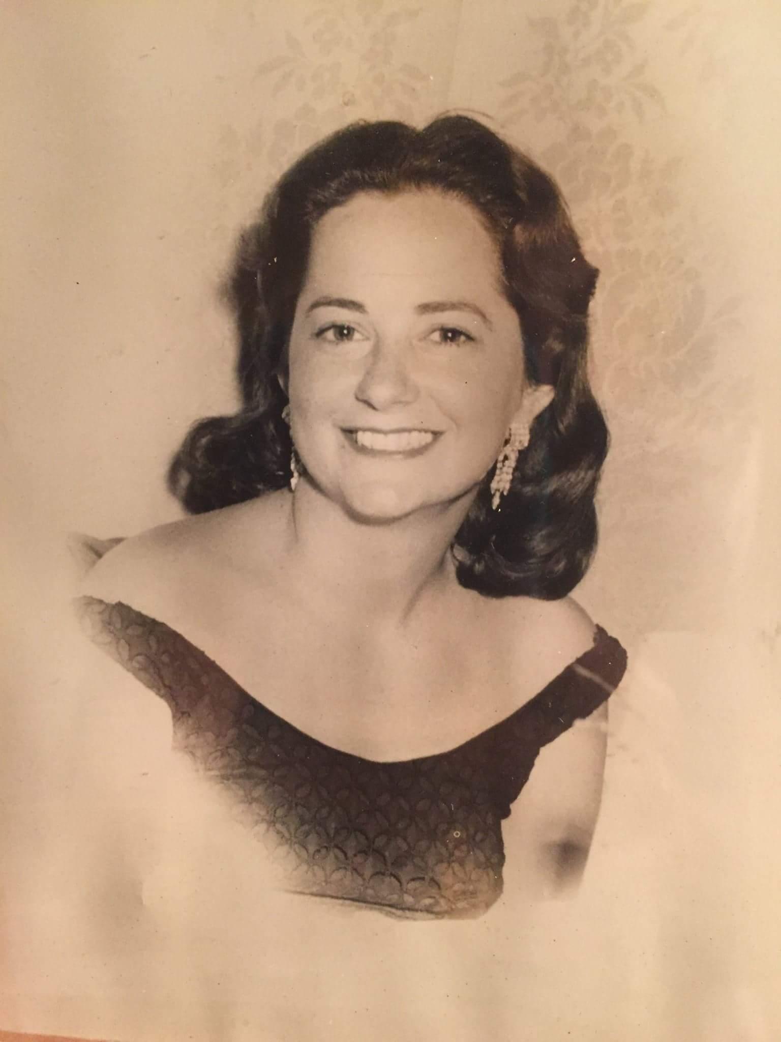 Gloria Murphy circa 1958