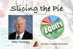 Slicing the equity pie