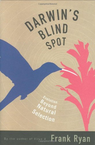 Quotes for Entrepreneurs: Darwin's Blind Spot is that cooperation or symbiosis has as large an impact on evolution as natural selection
