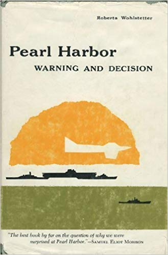 Thomas Schelling's Forward to Pearl Harbor: Warning and Decision