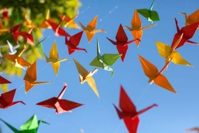 Origami Birds Flock Together: Getting Oriented to a Subculture